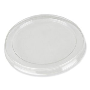 "Durable Packaging Lids for 3 1/4"" Round Containers, 1000 Lids (DPKP14001000)"