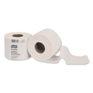 Tork Premium Bath Tissue, 2-Ply, Septic Safe, White, 48 Rolls (TRK246325)