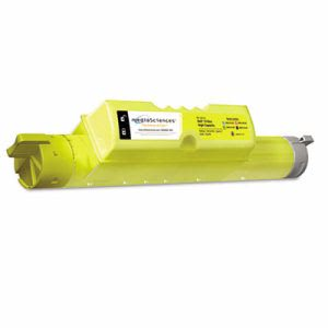 Media Sciences MDAMS511YHC New Build, Toner, Yellow (MDAMS511YHC)