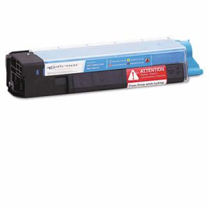 Media Science MDAMSOK5855CHC New Build Toner, Cyan (MDAMSOK5855CHC)