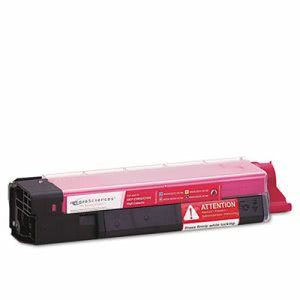 Media Sciences MDAMSOK5855MHC Compatible Toner, Magenta (MDAMSOK5855MHC)