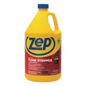 Zep Commercial Heavy-Duty Floor Stripper, 4 Gallons (ZPEZULFFS128CT)