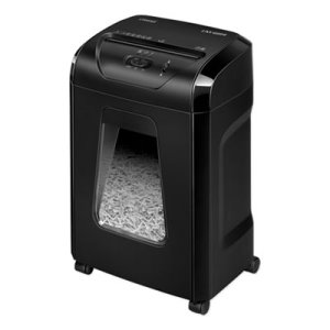 Universal Medium-Duty Cross-Cut Shredder, 14 Sheet Capacity (UNV48114)