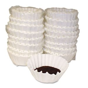 Melitta Basket Style Paper Coffee Filters, 12-15 Cups, 800 Filters (MLA620014)