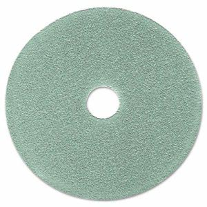 "3M Aqua 19"" Burnish Floor Pad 3100, 5 Pads (MCO 08752)"