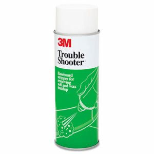 3M TroubleShooter Cleaner, 12 Cans per Carton, 21-oz. Aerosol Can (MCO 14001)