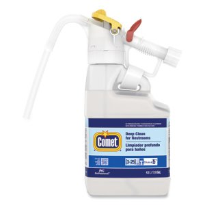 Dilute2Go, Comet Deep Clean for Restrooms, Fresh Scent, 4.5 L Jug (PGC86678)