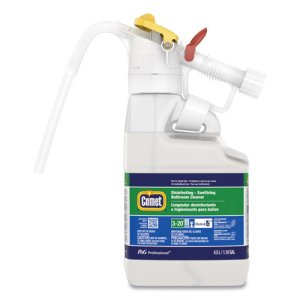 Dilute2Go Comet Sanitizing Disinfecting Bathroom Cleaner, 4.5 L Jug (PGC72002)