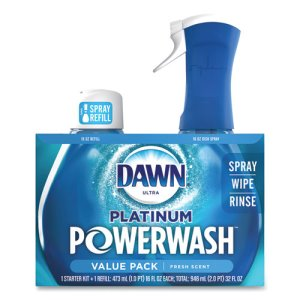 Dawn Platinum Powerwash Dish Spray, 16 oz, Fresh, 2/Pack, 3 Packs (PGC31836)