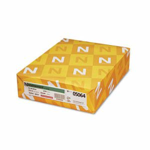 Neenah Paper Stationery Paper, 100% Recy., 8-1/2 x 11,  500 Sheets (NEE05064)