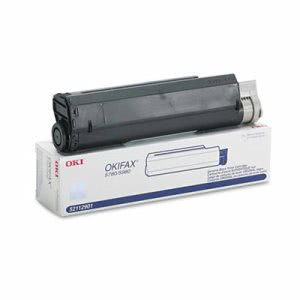 Oki 52112901 Toner, 5000 Page-Yield, Black, Each (OKI52112901)
