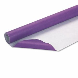 "Pacon Fadeless Art Paper, 50 lbs., 48"" x 50 ft, Violet (PAC57335)"