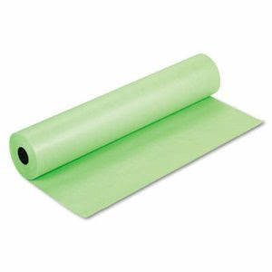 "Pacon Rainbow Colored Kraft Paper, 35 lbs., 36"" x 1000 ft, Green (PAC63120)"