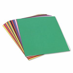 Sunworks Construction Paper, 18 x 24, Assorted, 50 Sheets/Pack (PAC6517)
