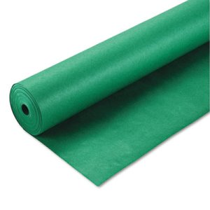 "Pacon ArtKraft Duo-Finish Paper, 48 lbs., 48"" x 200 ft, Emerald Green (PAC67144)"