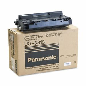 Panasonic UG3313 Toner Cartridge, 10000 Page-Yield, Black (PANUG3313)