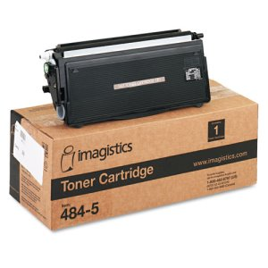 Pitney Bowes 4845 Toner, 6500 Page-Yield, Black, 1 Each (PBI4845)