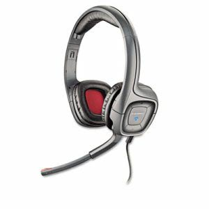 Plantronics .Audio 655 USB Stereo Headset with Noise Canceling Mic (PLNAUDIO655)