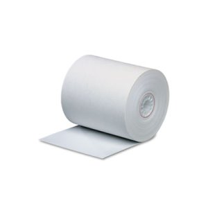 "Pm Single-Ply Thermal Register/POS Rolls, 3-1/8"" x 273 ft,  50/Ctn (PMC05215)"
