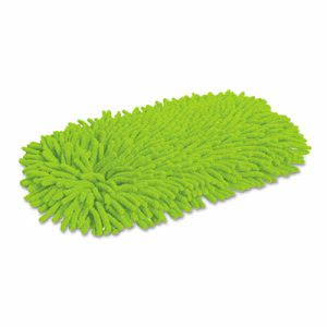 Quickie Home Pro Soft & Swivel Microfiber Dust Mop Refill, Green (QCK0604)