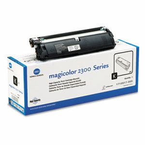 Konica Minolta High-Yield Toner, 4500 Page-Yield, Black (KNM1710517005)