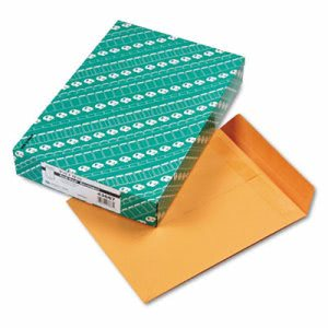 Quality Park Redi-Seal Catalog Envelope, Kraft, 100 Envelopes (QUA43667)