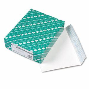 Quality Park Redi Strip Open Side Booklet Envelope, 12 x 9, 100/Box (QUA44580)