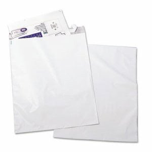 Quality Park Redi-Strip Poly Mailer, Side Seam, 14 x 19, 100 per Pack (QUA45235)