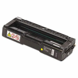 Ricoh 406046 Toner, 2000 Page-Yield, Black, 1 Each (RIC406046)