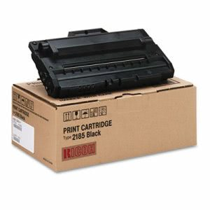 Ricoh 412660 Toner, 5000 Page-Yield, Black, 1 Each (RIC412660)