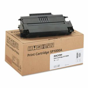 Infoprint Solutions Company High-Yield Toner, 4000 Page-Yield, Black (RIC413460)