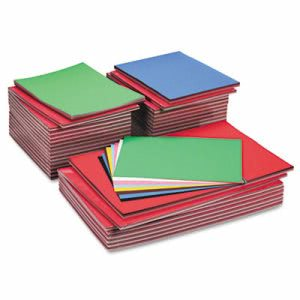 Pacon Construction Paper, 9 x 12/12 x 18, Assorted, 2000 Sheets (PAC104120)
