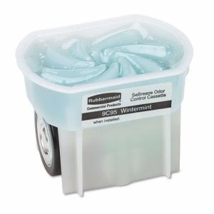 Rubbermaid 9C95-01 Wintermint Cassette for Portable Dispenser (RCP 9C95-01)