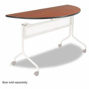 Safco Impromptu Mobile Training Table Top, 48w x 24d, Cherry (SAF2068CY)