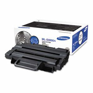 Samsung MLD2850A Toner Cartridge, 2000 Page-Yield, Black (SASMLD2850A)