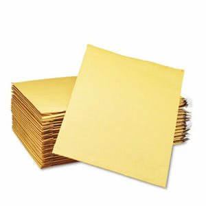 Padded Self-Seal Mailer, Side Seam, #6, 12 1/2x19, Brown, 25/Carton (SEL21490)
