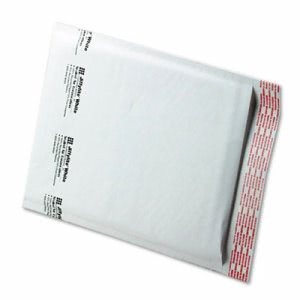 Sealed Self-Seal Mailer, Side Seam, #2, 8 1/2 x 12, White, 100/Carton (SEL39258)
