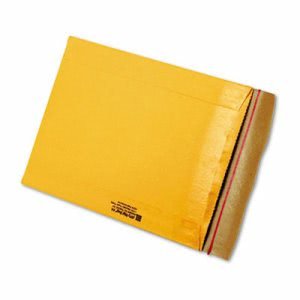 Sealed Bag Mailer, Side Seam, #4, 9 1/2 x 13, Brown, 200 per Carton (SEL49389)