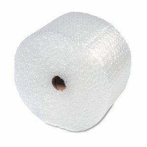 "Bubble Wrap® Cushioning Material In Dispenser Box, 12"" x 100ft (SEL91145)"