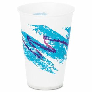 Solo Jazz 7-oz. Wax-Coated Paper Cold Cup, 2,000 Cups (SCC R7NJ)