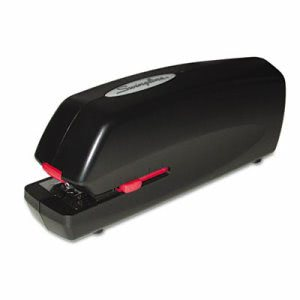 Swingline Portable Electric Stapler, 20-Sheet Capacity, Black (SWI48200)