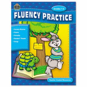 Teacher Created Resources Fluency Practice Set, Three Books (TCR9810)