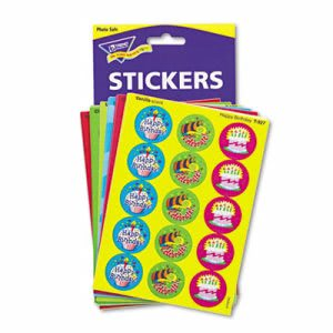 Trend Stinky Stickers Variety Pack, Holidays and Seasons, 432/Pack (TEPT580)
