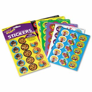 Trend Stinky Stickers Variety Pack, Colorful Favorites, 300/Pack (TEPT6481)