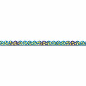 Trend Terrific Trimmers Bright Border, Stars, 12 Borders (TEPT92001)