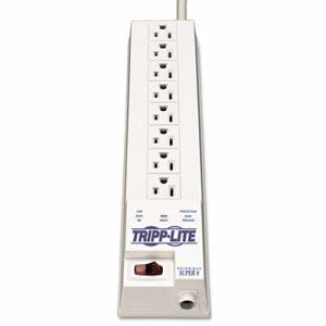 Tripp Lite Surge Suppressor 8 Outlet 8ft Cord 1080 Joules (TRPSK66)