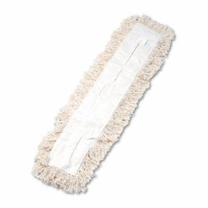 "36"" Industrial Dust Mop Head, White (UNS 1336)"