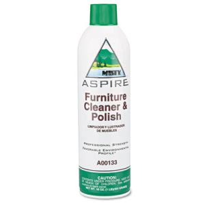 Misty Aspire Furniture Cleaner & Polish, 12 Cans (AMRA13320)