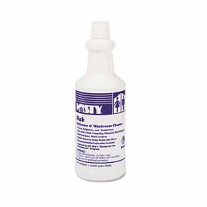 Misty NAB Nonacid Bathroom Cleaner, 32 oz. Bottle (AMRR92012EA)