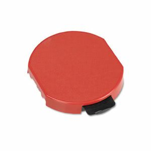 U. S. Stamp & Sign Trodat T5415 Stamp Replacement Ink Pad, Red/Blue (USSP5415BR)